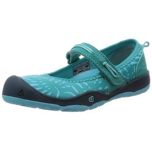 Keen Aqua Blue Moxie Mary Jane Water Shoes Girls 2